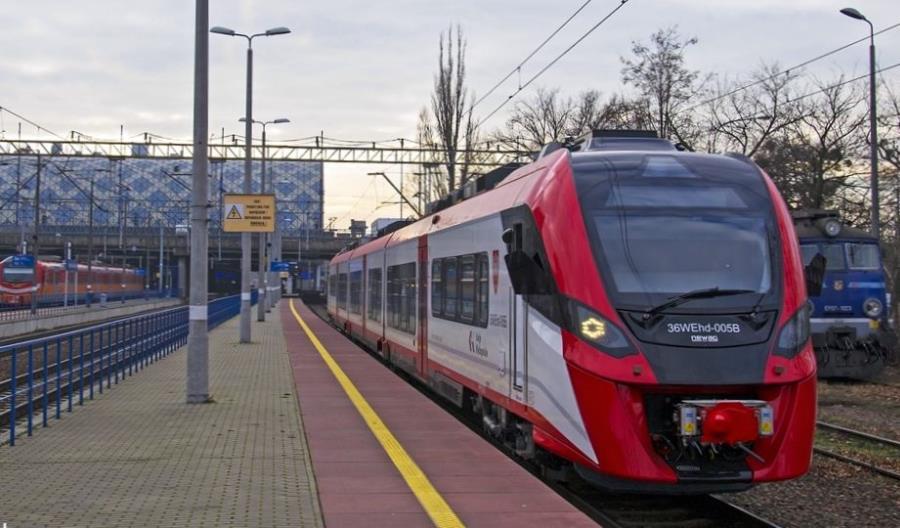 Wielkopolska odkłada przetarg na przewozy kolejowe przez pandemię