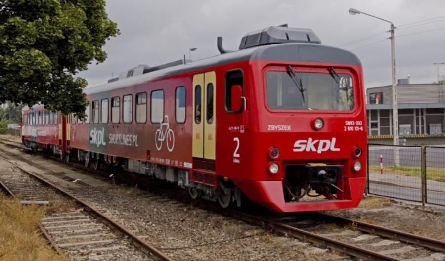 SN83 z SKPL na dłużej w pomorskim Polregio