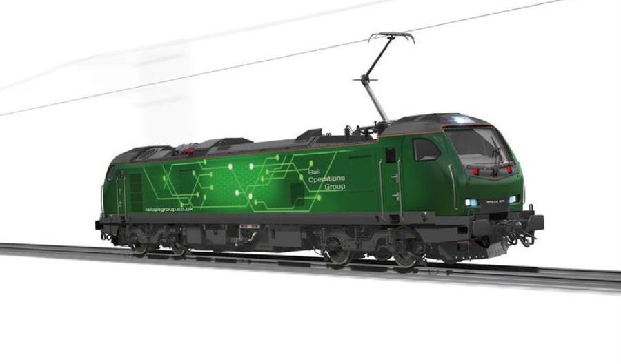 Stadler dostarczy lokomotywy trimodalne do Wielkiej Brytanii