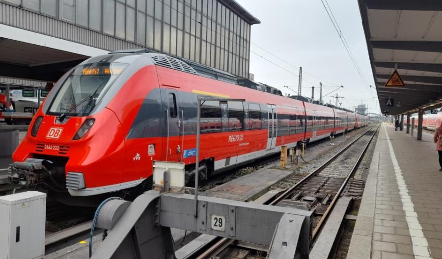 Dzięki pandemii poprawiła się punktualność niemieckich pociągów