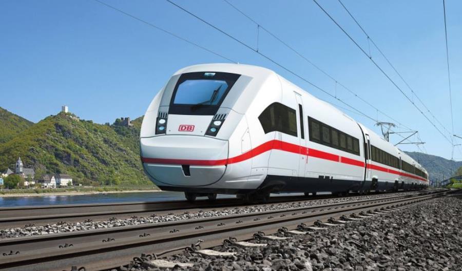 Siemens z kontraktem serwisowym na 40 pociągów ICE4