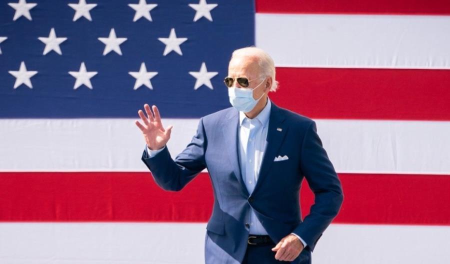 Joe Biden na inaugurację nie pojedzie pociągiem