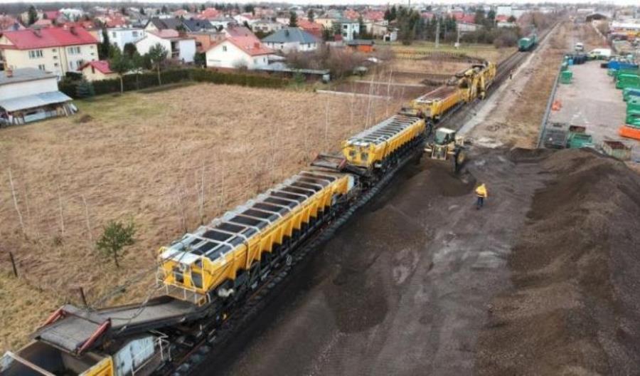 Kiedy koniec prac między Mielcem a Dębicą? Ile pociągów pojedzie po linii?