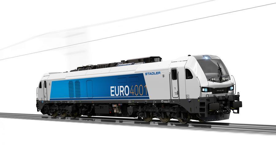 Stadler zbuduje lokomotywy spalinowo-elektryczne dla Urugwaju