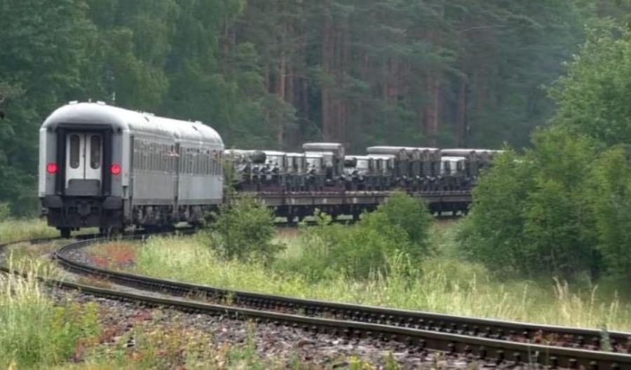 Wojsko nie zawarło miliardowej umowy z PKP Cargo