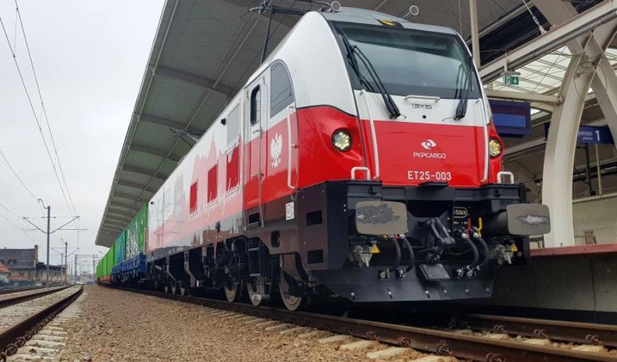 Europejski Rok Kolei: Pociąg promocyjny pojeździ po Europie