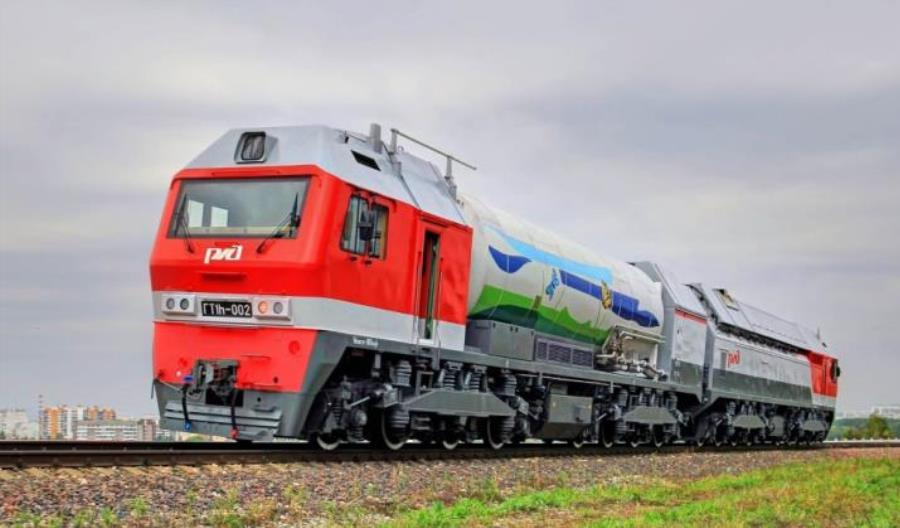 Koleje Rosyjskie planują koniec diesla od 2025 r.