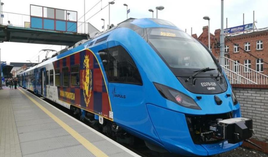 Wszystkie pociągi regionalne w Zachodniopomorskiem wracają na trasy