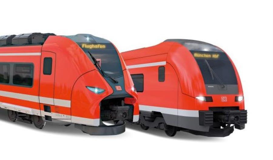 Siemens dostarczy 31 pociągów do Bawarii. Będzie Mireo