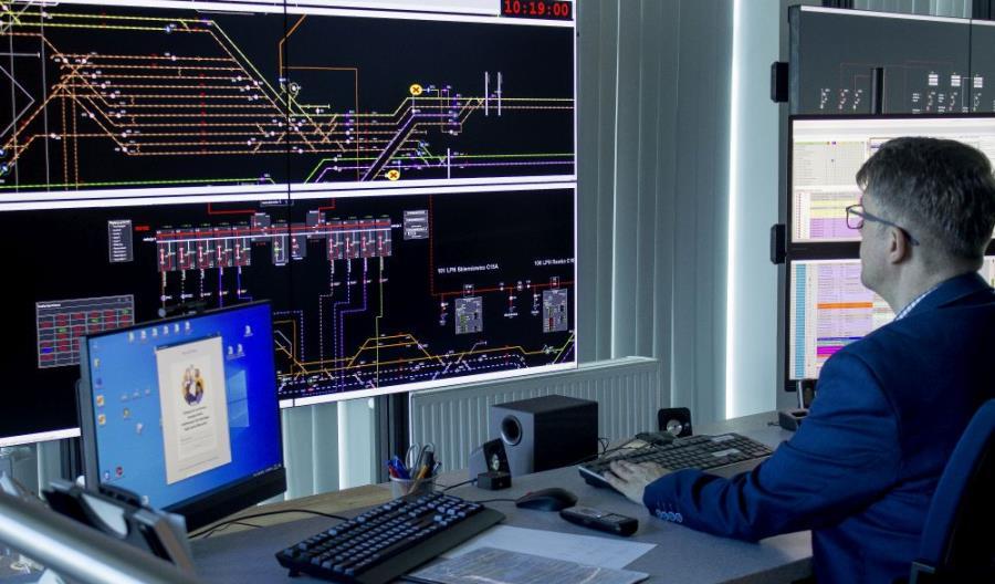 Nowe serce zarządzania dystrybucją energii dla kolei