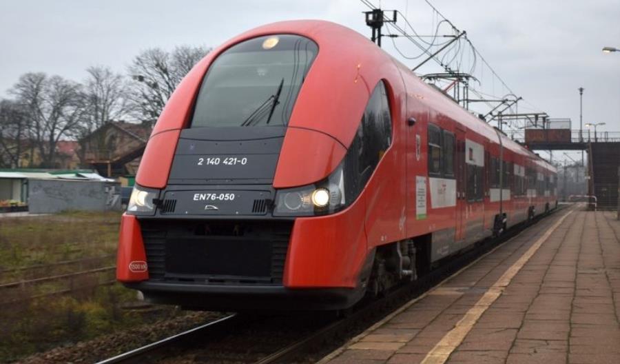 Kujawsko-pomorskie przywróci pociągi Kutno – Włocławek. Bez weekendów