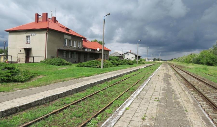 Sierpc – Brodnica: Latem remont, zimą wznowienie ruchu