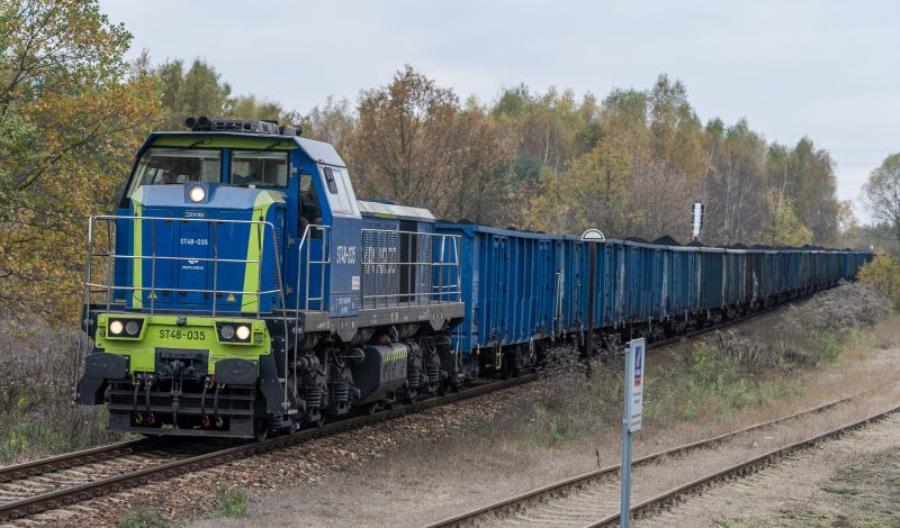 PKP Cargo kontynuuje przewozy dla Tauron Wydobycie