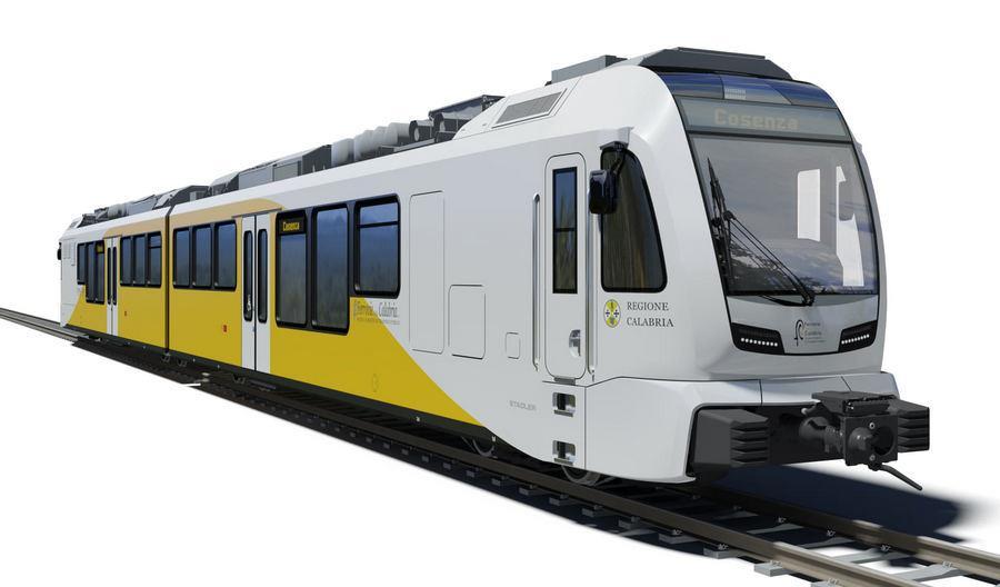 Stadler dostarczy zespoły trakcyjne dla kolei zębatej z południa Włoch