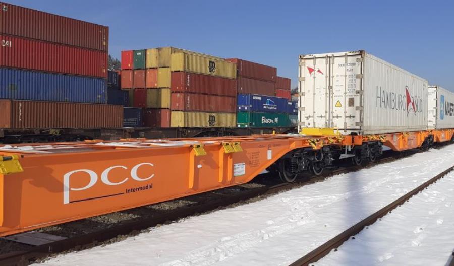 Nowe platformy intermodalne w Duisport, PCC i Silva LS