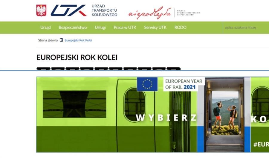 Ruszyła strona rokkolei.pl