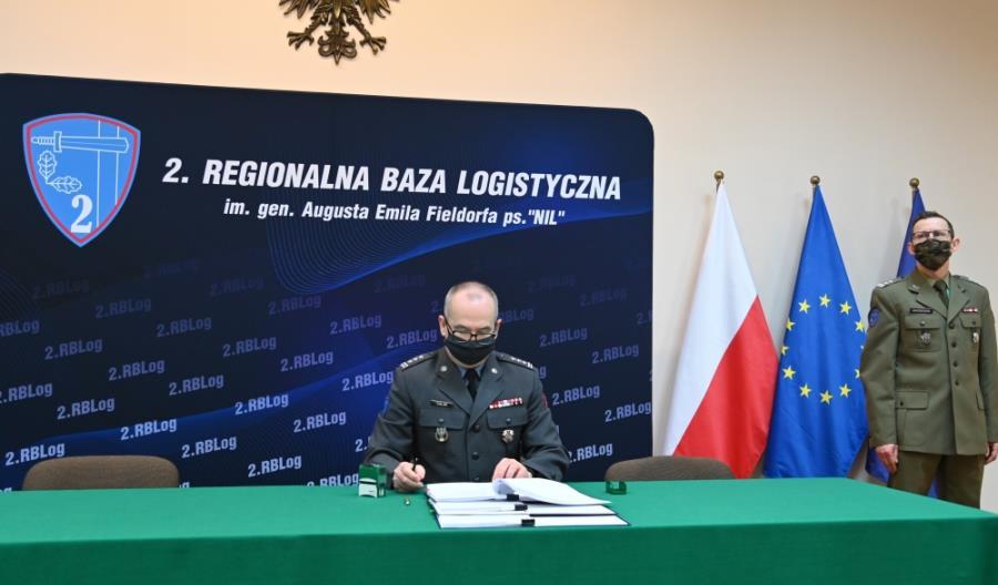 Umowa PKP Cargo na przewozy dla wojska podpisana