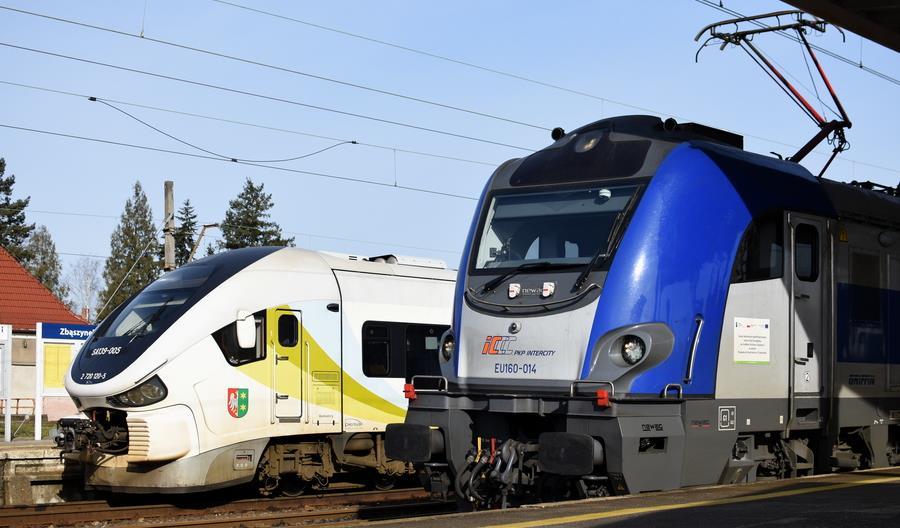 KPO na razie bez wsparcia dla kolei regionalnych, ale ma być konkurs