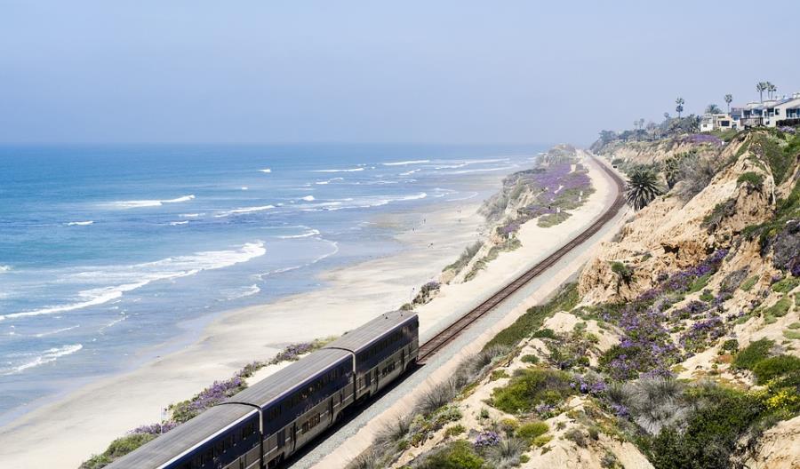 Kanadyjska bitwa o linię kolejową z USA do Meksyku
