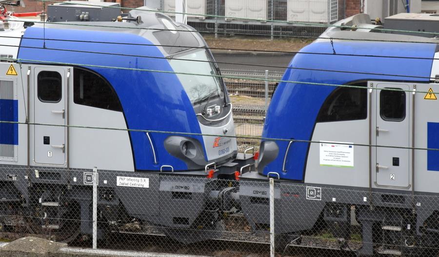 PKP Intercity bada rynek przed kupnem 16 lokomotyw hybrydowych