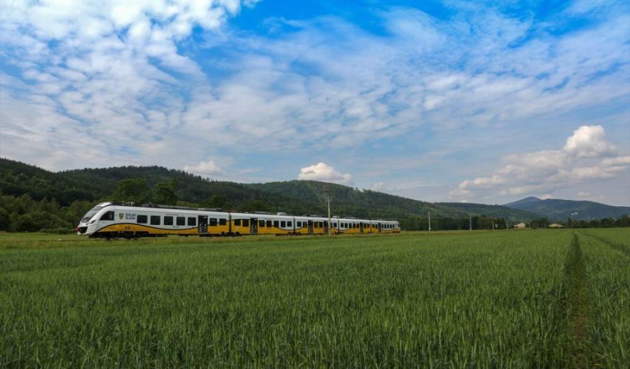 Koleje Dolnośląskie robią krok w stronę ekologicznej jazdy