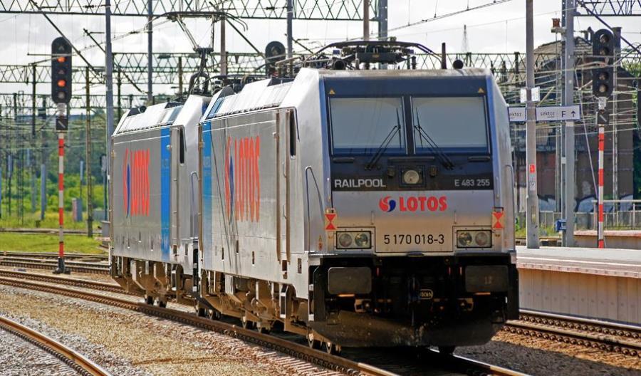 Lotos Kolej przyspieszył przewozy dzięki współpracy z Rail Cargo Carrier