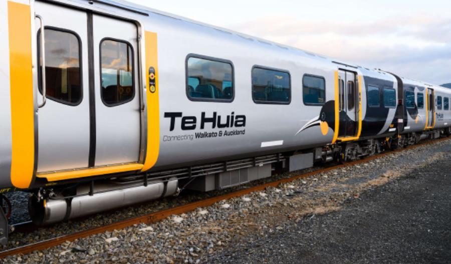Nowa Zelandia: Startuje pociąg Te Huia