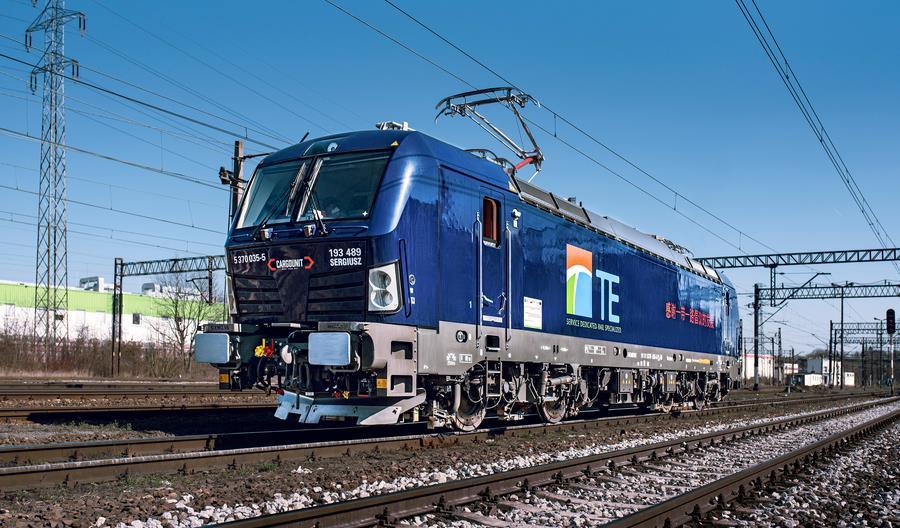 Cargounit wynajmie trzy nowe Vectrony spółce Bahnoperator. Planuje kolejne zakupy