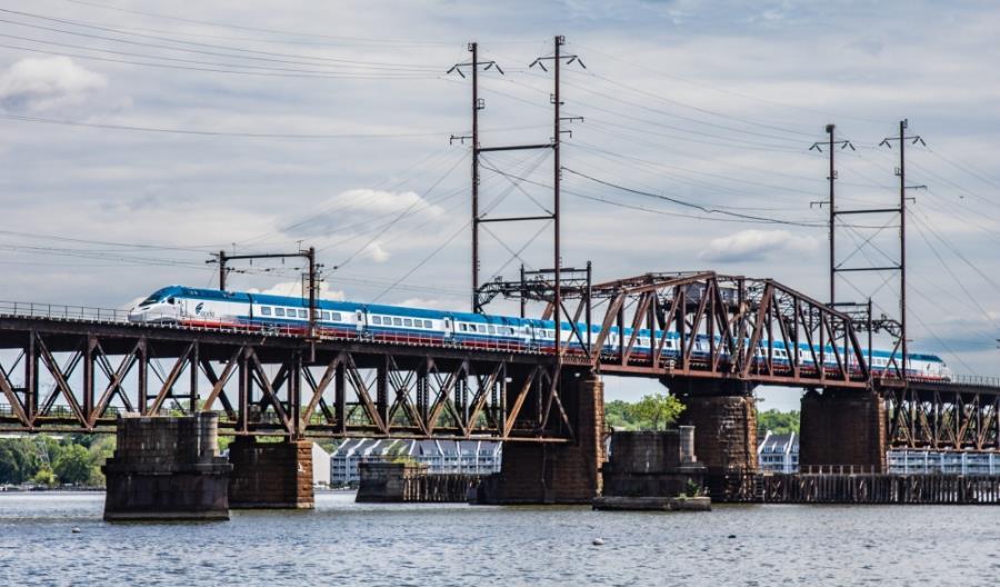 USA. 80 mld USD dla Amtraka? Biden stawia na kolej