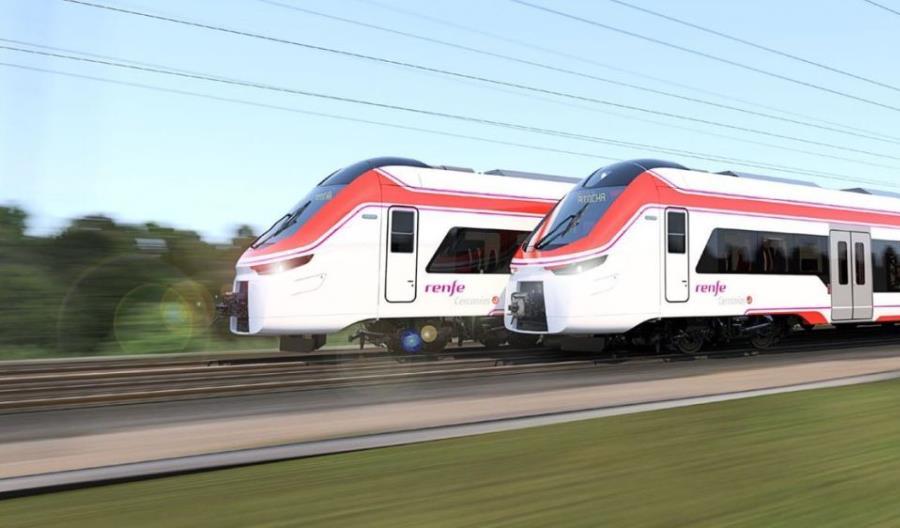 Alstom i Stadler potwierdzają ogromne zamówienia z Renfe