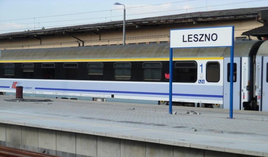 Nie będzie pociągu z Leszna do Warszawy. Powodem brak lokomotyw
