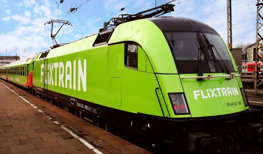 FlixTrain wystartuje w Szwecji