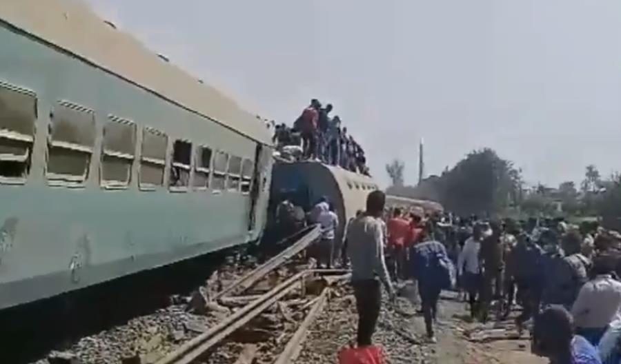 Kolejna katastrofa kolejowa w Egipcie. Nie żyje 11 osób