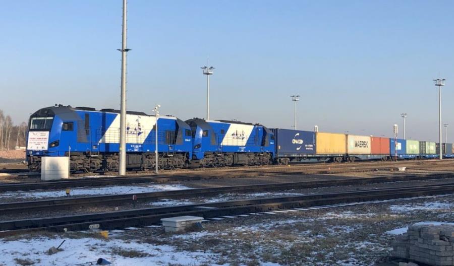 PKP LHS chce kupić 200 wagonów do przewozu kontenerów