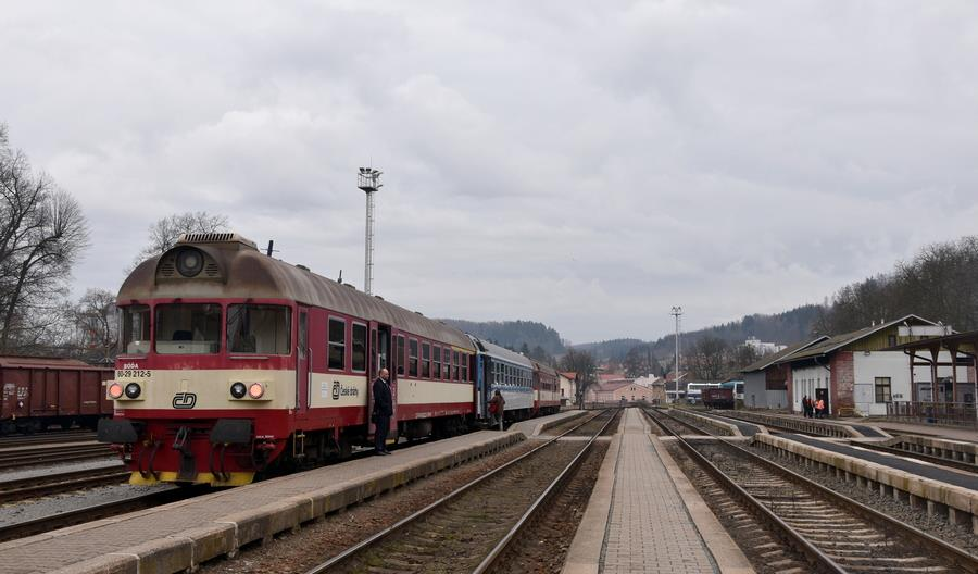 Czesi rozpoczynają prace nad studium dla szybkiej linii Praga – Wrocław