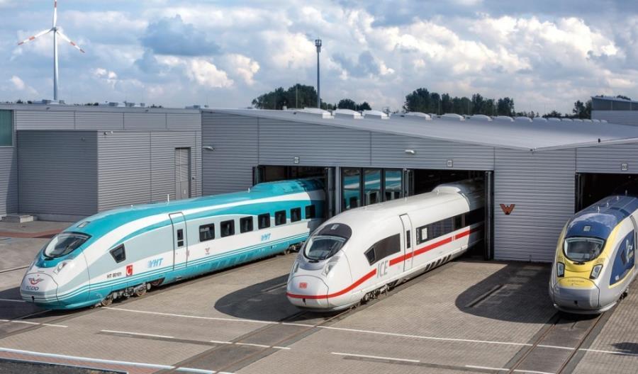 Amtrak chce kupić od Siemensa 83 szybkie pociągi