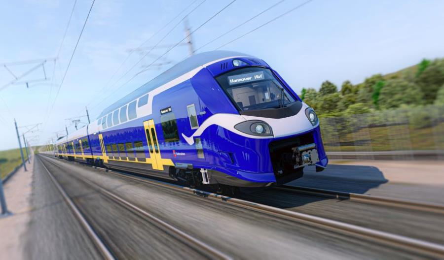 Chorzowski zakład Alstomu wyprodukuje pociągi dla niemieckiego przewoźnika