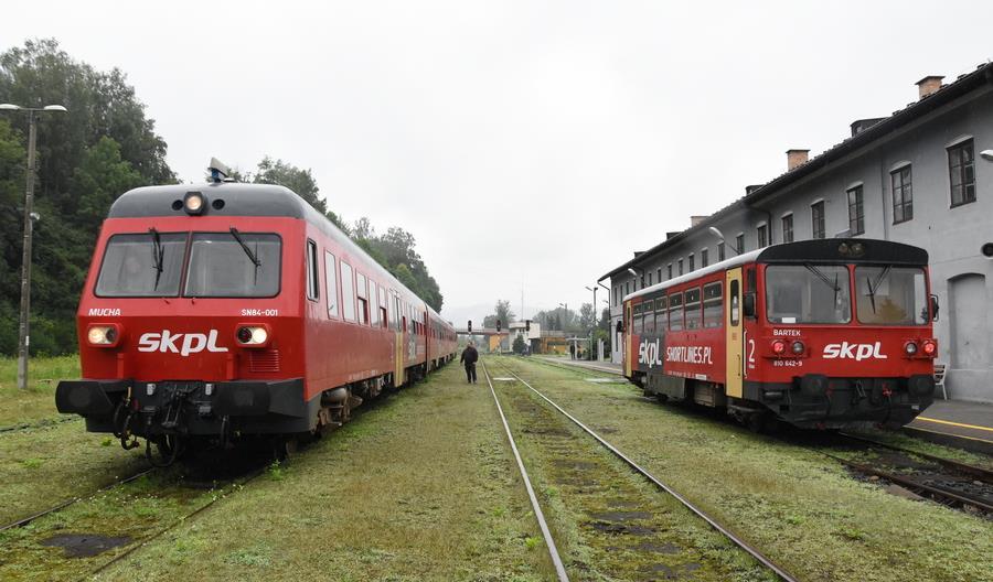 PKP Intercity jak kolej regionalna w Bieszczadach. Będą pociągi do stacji Uherce