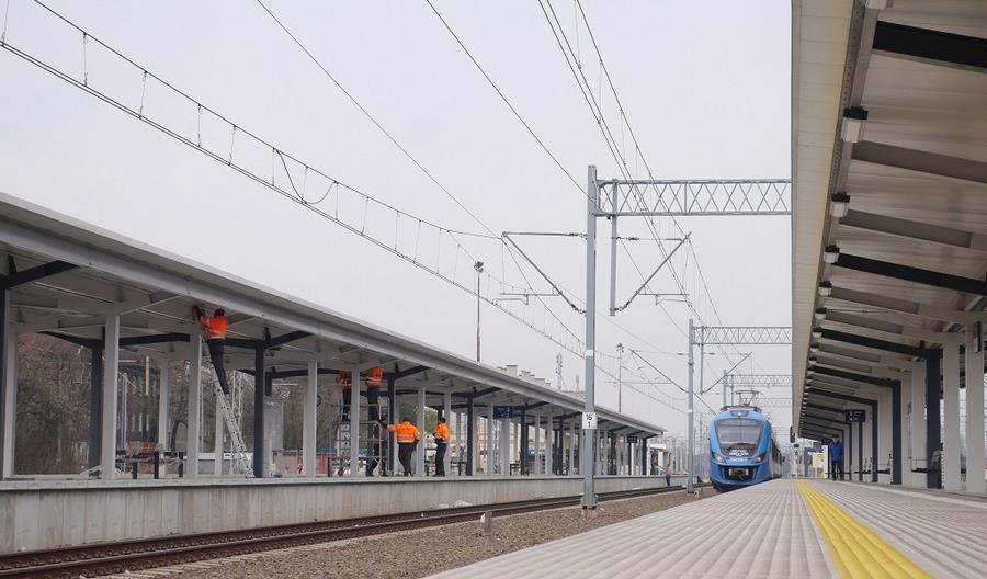 Kolejne prace między Krakowem a Katowicami. Krótsza jazda już od czerwca
