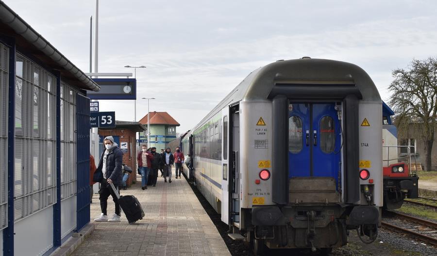 Ilu pasażerów przewiozło PKP Intercity w pierwszym kwartale 2021 [sprostowanie]