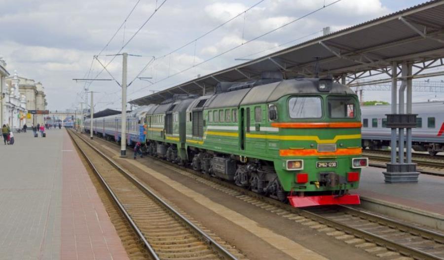 Pociągi z Polski na razie nie wrócą na Białoruś i Ukrainę