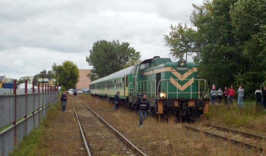 Z Białegostoku do Łomży mają dojeżdżać tylko 4 pary pociągów