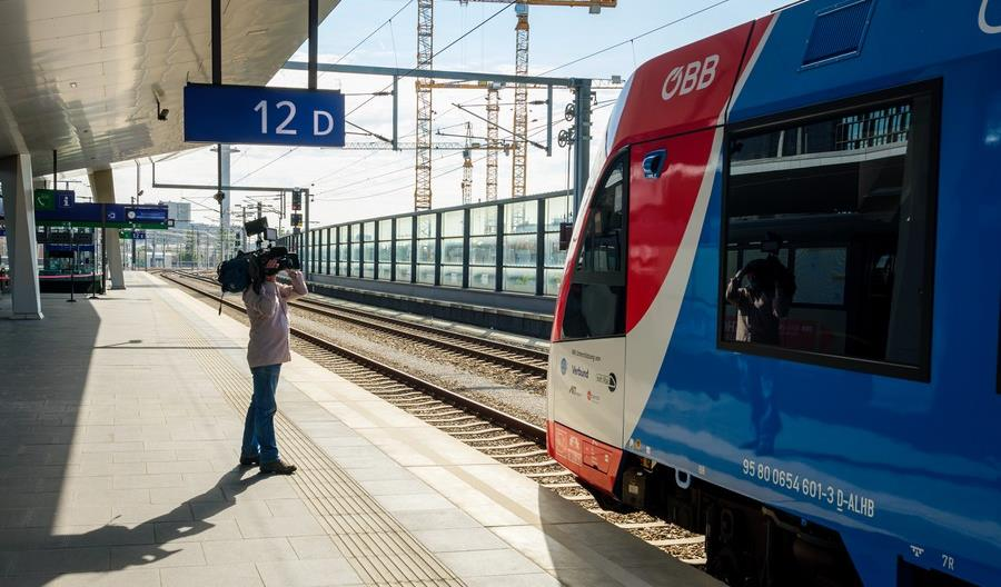 W czerwcu Alstom zaprezentuje wodorowy pociąg iLint w Polsce