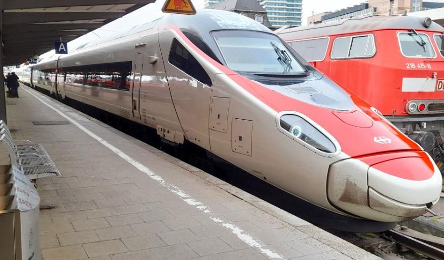 SBB przedstawia projekt rozkładu jazdy pociągów na 2022 rok