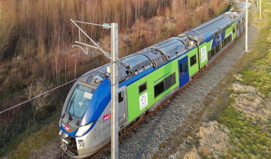 Pociąg autonomiczny we Francji coraz bliżej