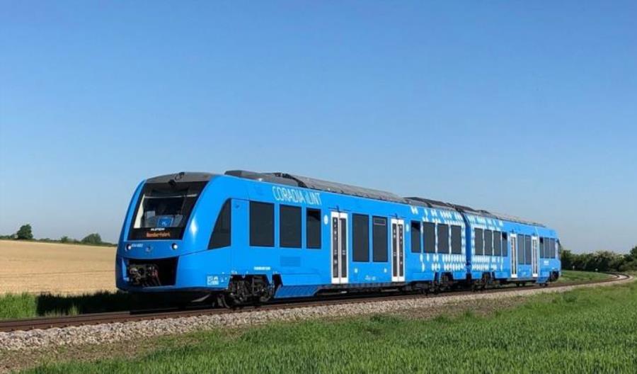 Alstom zaoferuje Polsce tabor wodorowy i monorail