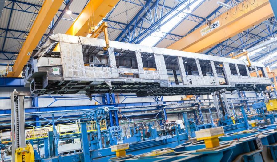 Polskie fabryki Alstomu mają kontrakty na 2-3 lata