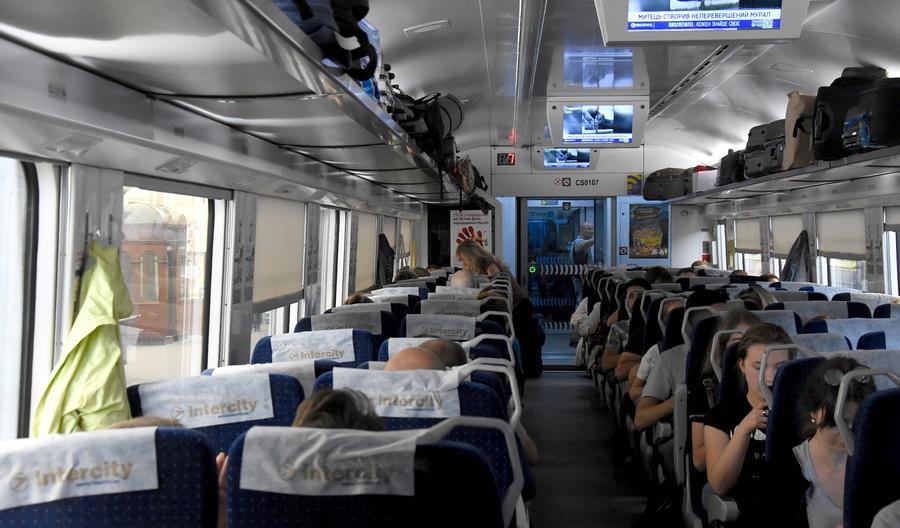 Kiedy pojedziemy pociągiem na Ukrainę?