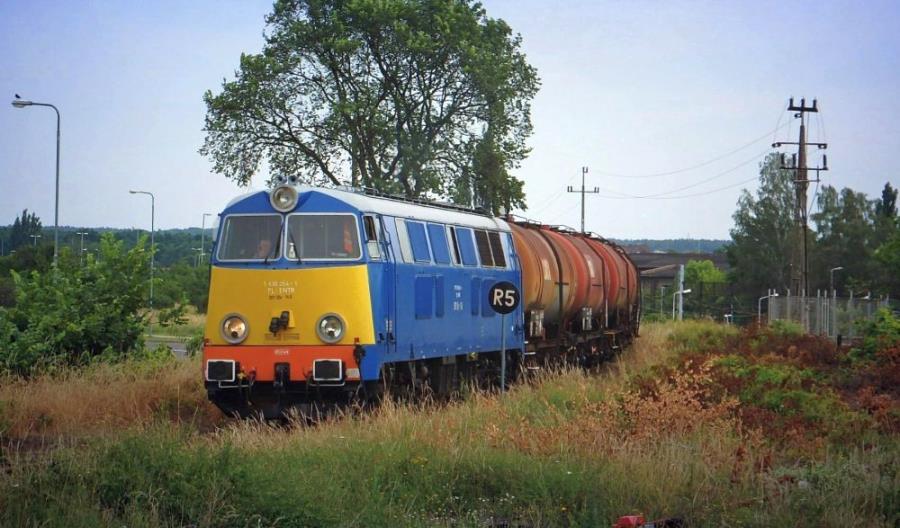 Pandemia poprawiła punktualność pociągów towarowych
