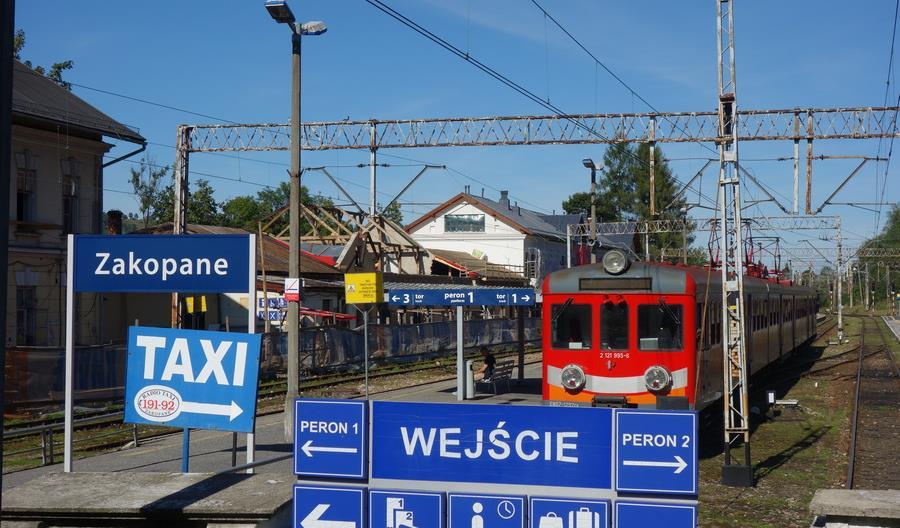 Pociągi znów pojadą z Krakowa do Zakopanego. Najszybszy w ponad 3 godziny